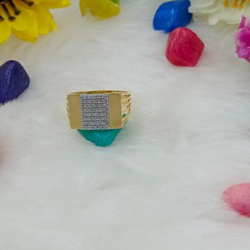 Gents Ring Gold 916 Hallmark by Ranka Jewellers