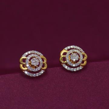 Earrings by Simandhar Jewellers
