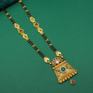 Mangalsutra by Simandhar Jewellers