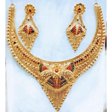 Necklace set buti by
