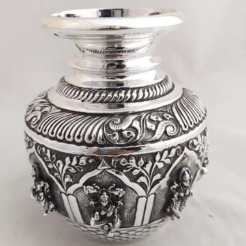Silver Pooja Articles by