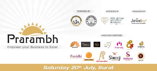 Prarambh Seminar for Jewellers in Surat, 2019